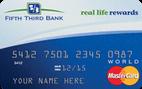 Fifth Third Bank Real Life Rewards<sup>SM</sup>
