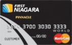 First Niagara Pinnacle World MasterCard®