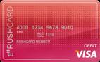 Gloss Prepaid Visa® RushCard Card Signup