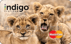 Indigo® Unsecured MasterCard®