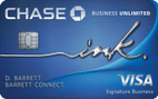 New! Ink Business Unlimited℠ Credit Card Review