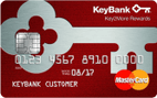 KeyBank Key2More Rewards MasterCard Credit Card