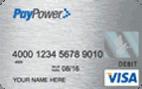 PayPower™ Visa® Prepaid Card