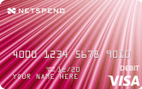 Pink NetSpend® Visa® Prepaid Card Review