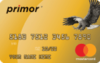 Green Dot primor® Mastercard® Gold Secured Credit Card