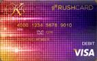 Sequin KLS Prepaid Visa® RushCard Card Signup