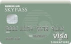 SKYPASS Visa® Signature Credit Card