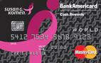 Susan G. Komen® Credit Card