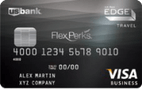 U.S. Bank FlexPerks® Business Edge™ Travel Rewards Card
