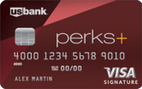 U.S. Bank Perks+ Visa Signature Card®
