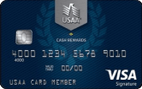 USAA Cash Rewards® Visa Signature® Card Review