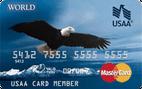 USAA Cash Rewards® World MasterCard®