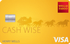 Wells Fargo Cash Wise Visa® Card Review