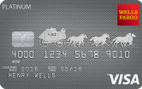Wells Fargo Platinum Visa® Card Review