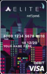 CityScape ACE Elite™ Visa® Prepaid Debit Card