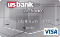 U.S. Bank Visa Platinum Card