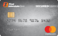 FirstInterstate Mastercard® Secured Card