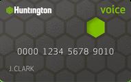 Huntington Voice Credit Card®