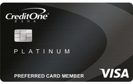 Credit One Bank® Unsecured Visa® with Cash Back Rewards