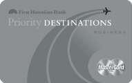 Priority Destinations® World Elite Business Mastercard®