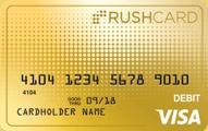 24k Prepaid Visa RushCard Application