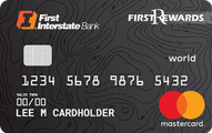 FirstRewards World Mastercard®