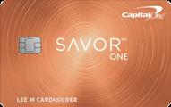 Capital One® SavorOne℠ Cash Rewards Credit Card
