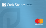 Oakstone Platinum Secured Mastercard®