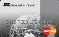 Farm Bureau Bank World MasterCard® Rewards