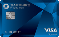 Chase Sapphire Preferred® Card (Expired)