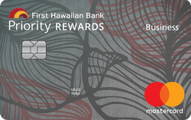 Priority Rewards Business Credit Card®
