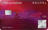 Wells Fargo Propel American Express® Card