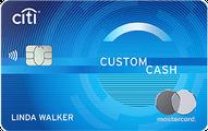 Citi Custom Cash℠ Card