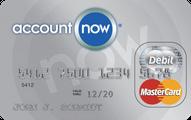 AccountNow Vantage Prepaid MasterCard Offer