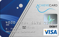AchieveCard Visa Prepaid Card Application