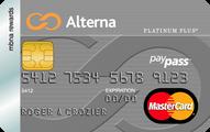 The Alterna® MBNA Rewards MasterCard® Credit Card