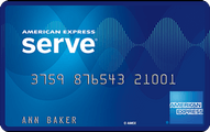 American Express Serve Application