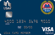 American Veterans USAA Rewards™ Visa Signature® Card