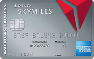 Platinum Delta SkyMiles Credit Card from American Express Application