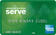 American Express Serve Free Reloads Application