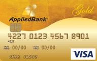 applied bank secured visa gold preferred credit card - Visa Credit Card Application