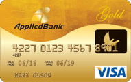 Applied Bank Secured Visa Gold Preferred Credit Card Offer
