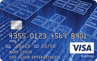 Applied Bank® Visa® Business Card