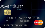 AventiumCard Classic Credit Card Application