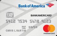 BankAmericard® Credit Card Application
