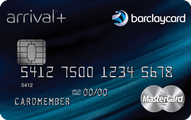 Barclaycard Arrival Plus World Elite MasterCardApplication
