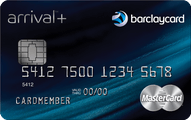 Barclaycard Arrival Plus™ World Elite MasterCard® Application