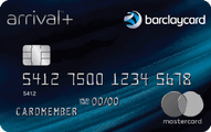 Barclaycard Arrival Plus® World Elite Mastercard® Application