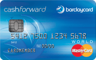 Barclaycard CashForward World MasterCard Application