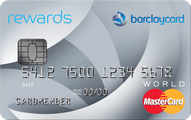 Barclaycard Rewards MasterCard  Average Credit Application
